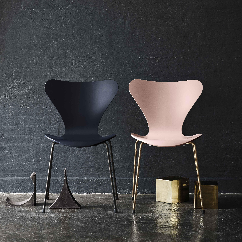 Syver stol, design Arne Jacobsen