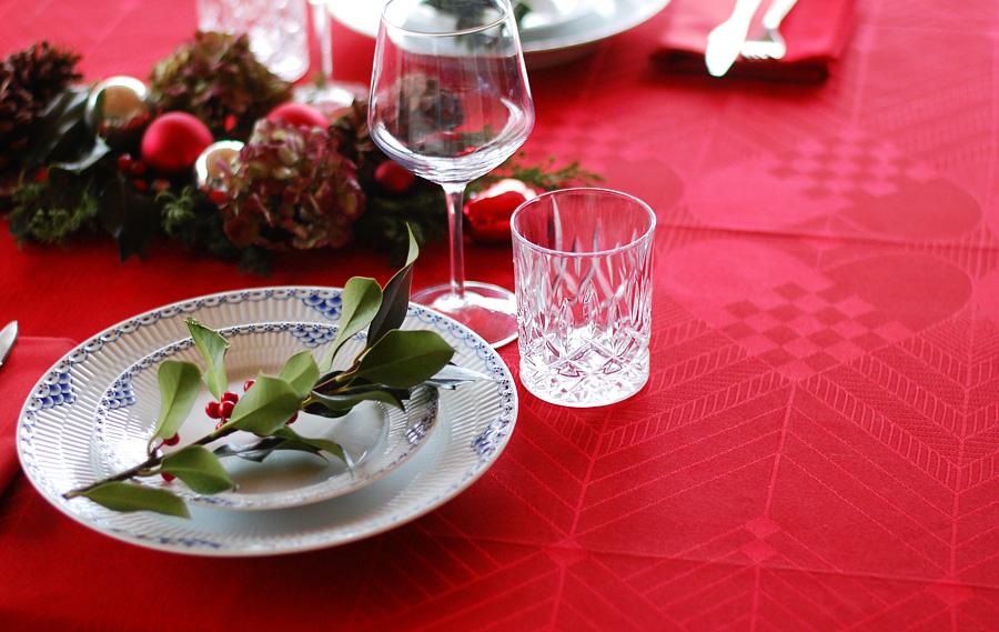 Juleduk fra Georg Jensen Damask