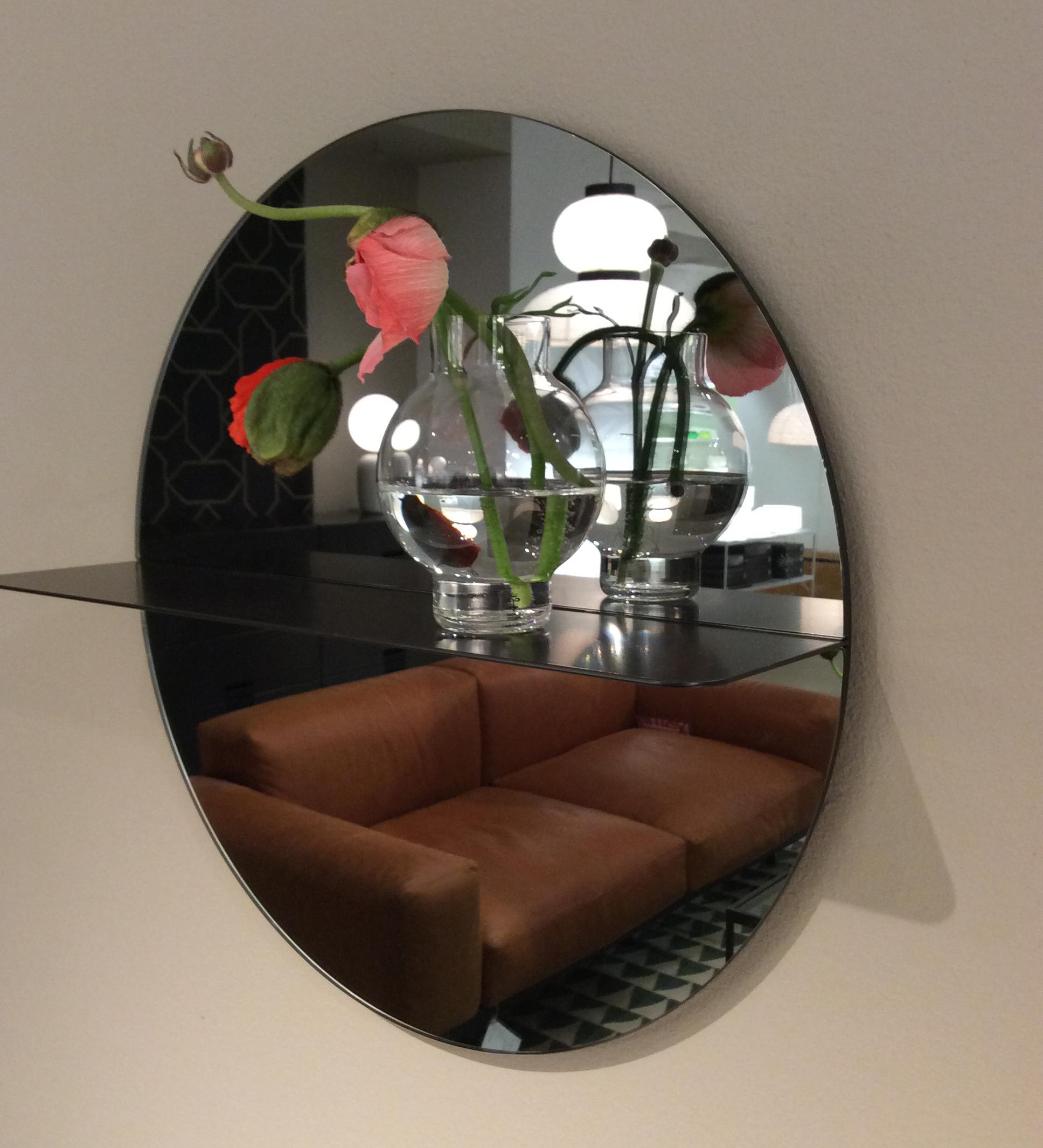 Speil med hylle fra Asplund