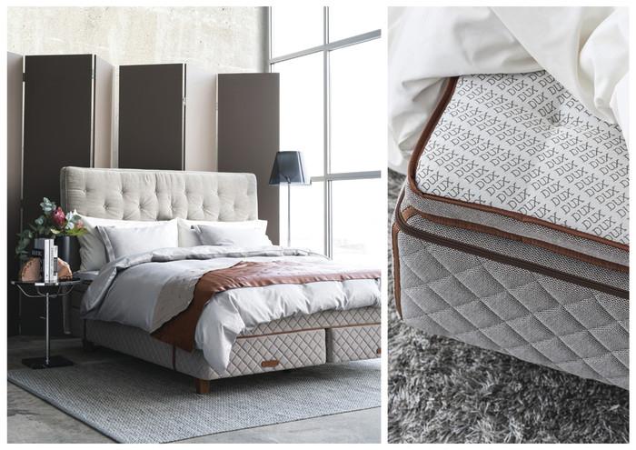 Skap din personlige stil med sengegavl og sengetøy.