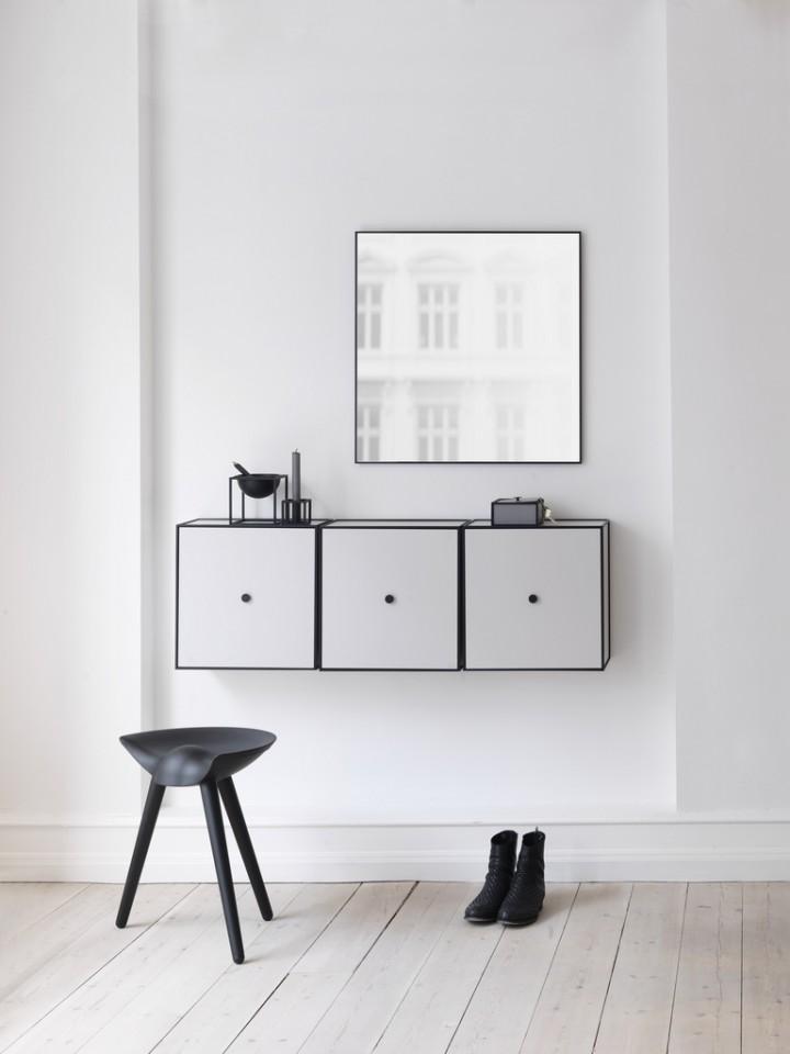 Frame bokser og speil fra By Lassen