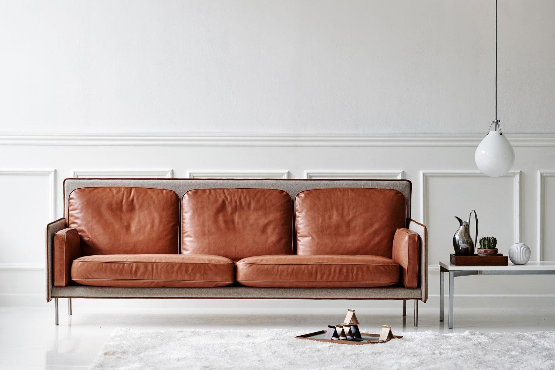 Hector sofa fra Erik Jørgensen