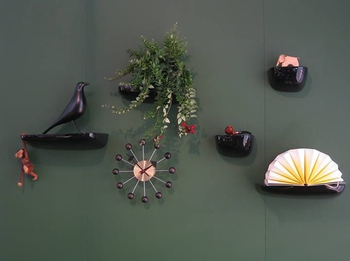 House bird og Ball clock fra Vitra