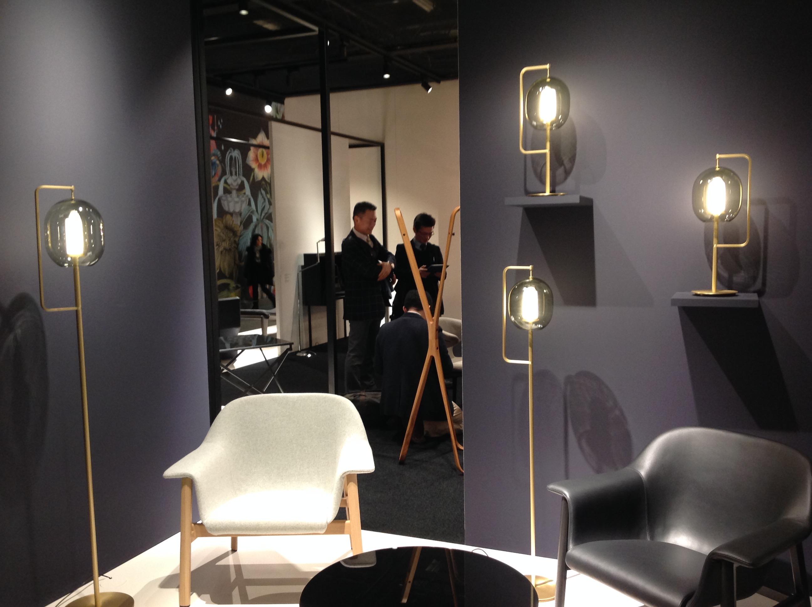 Nye lamper fra ClassiCon, Lantern Lights designet av Neri & Hu 2017