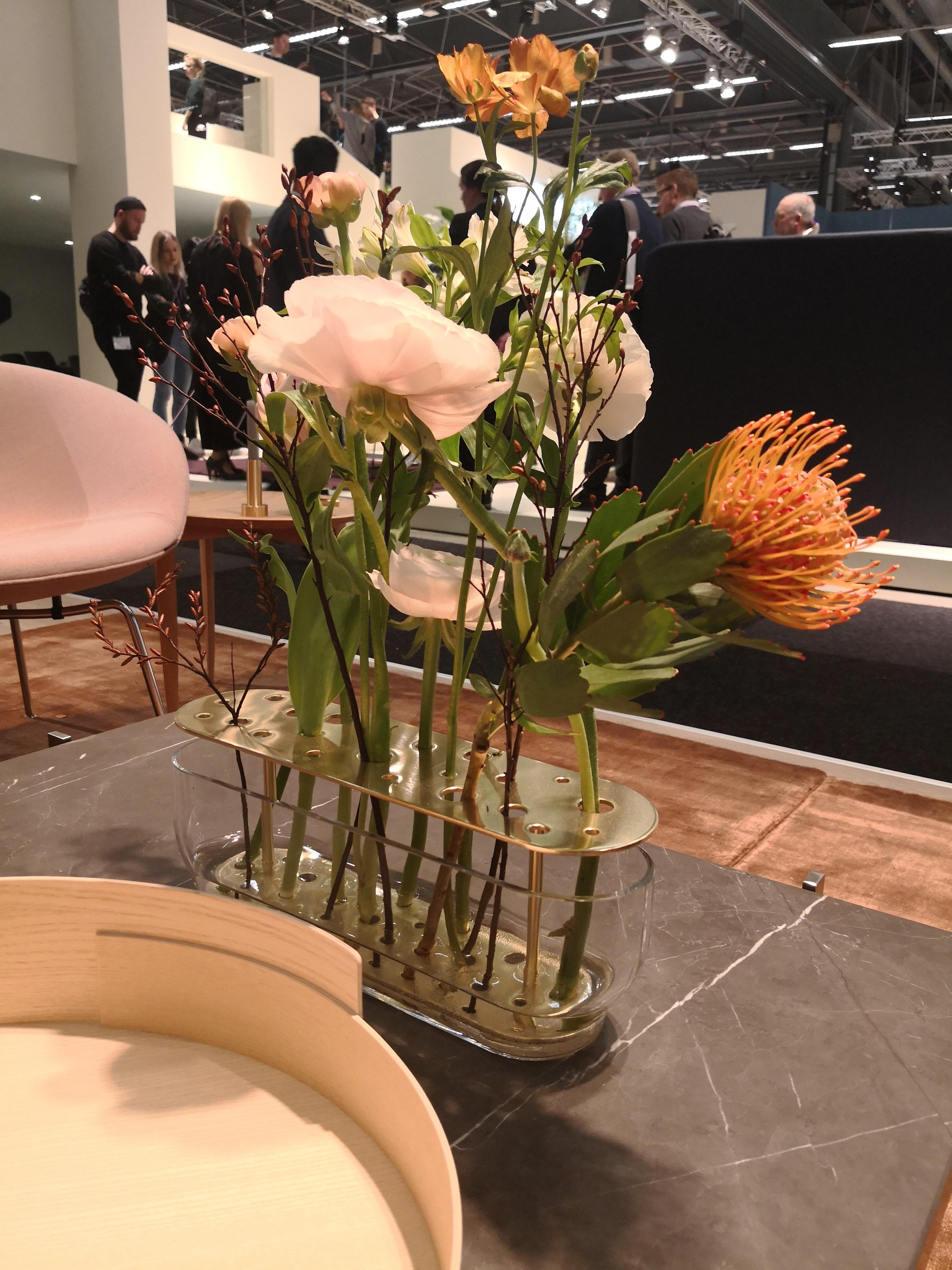 Ny Ikebana vase kommer!