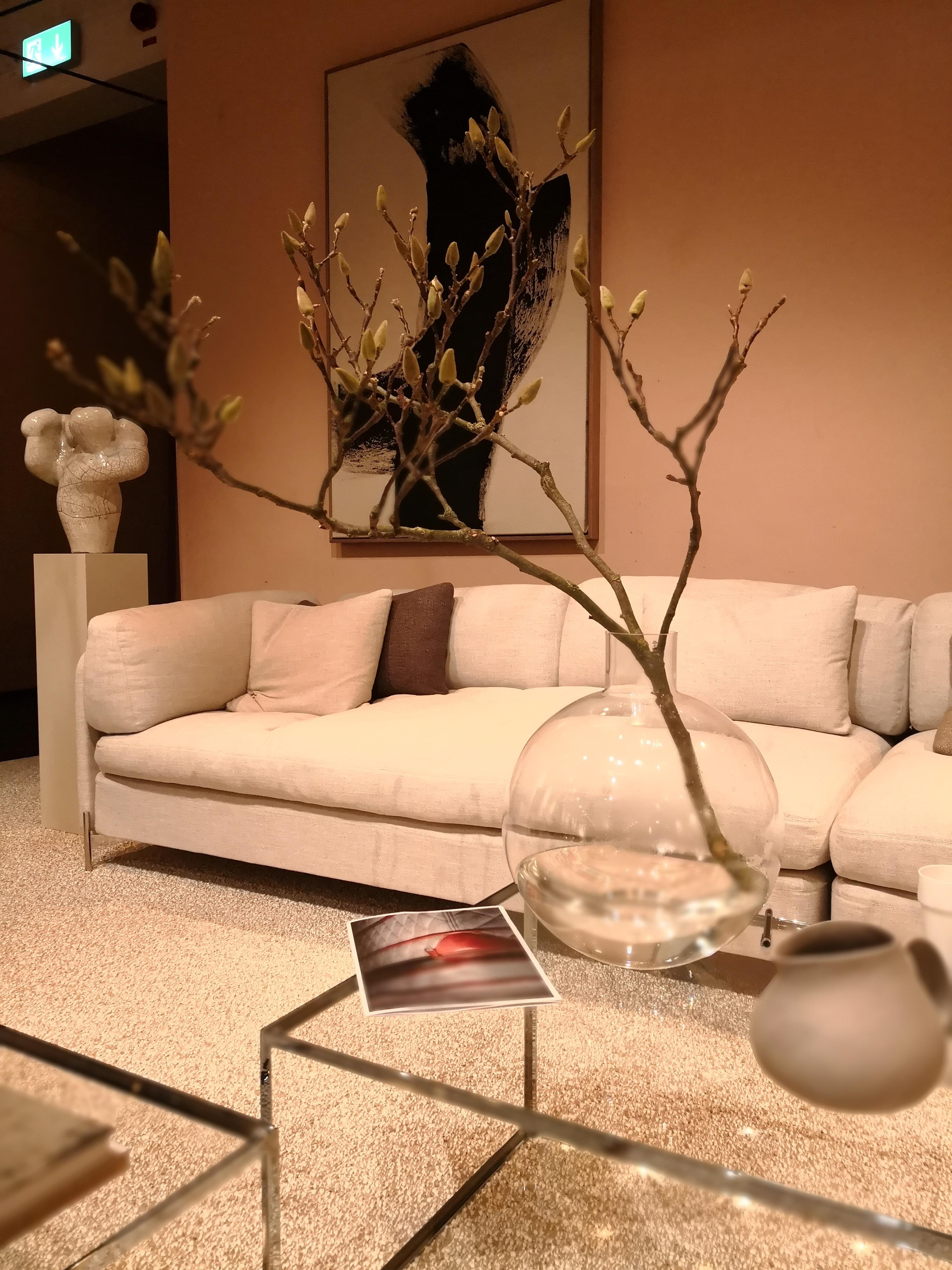 DUX viser sin nye sofa Alicia