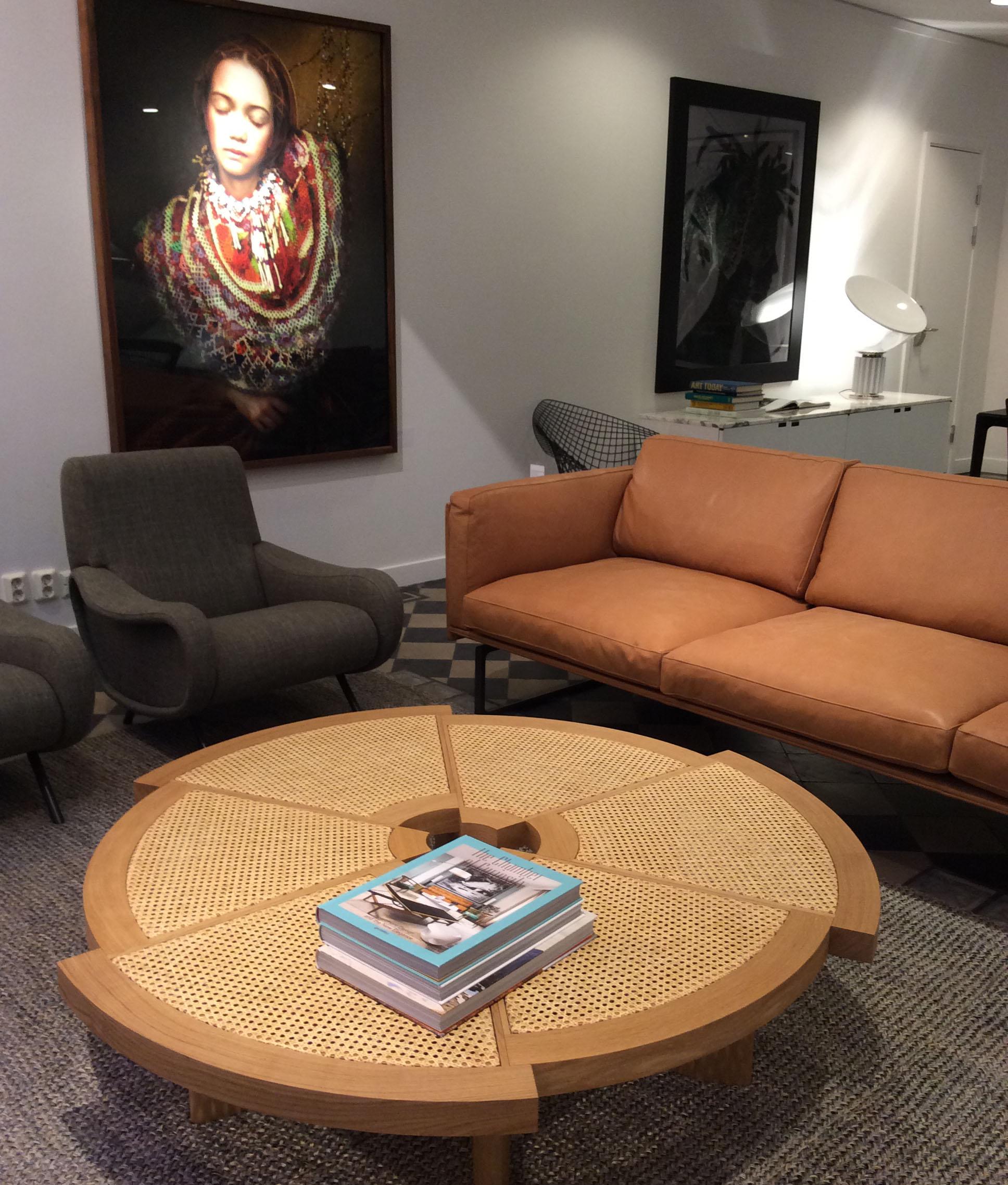 Sofabordet med stor S fra Cassina!!