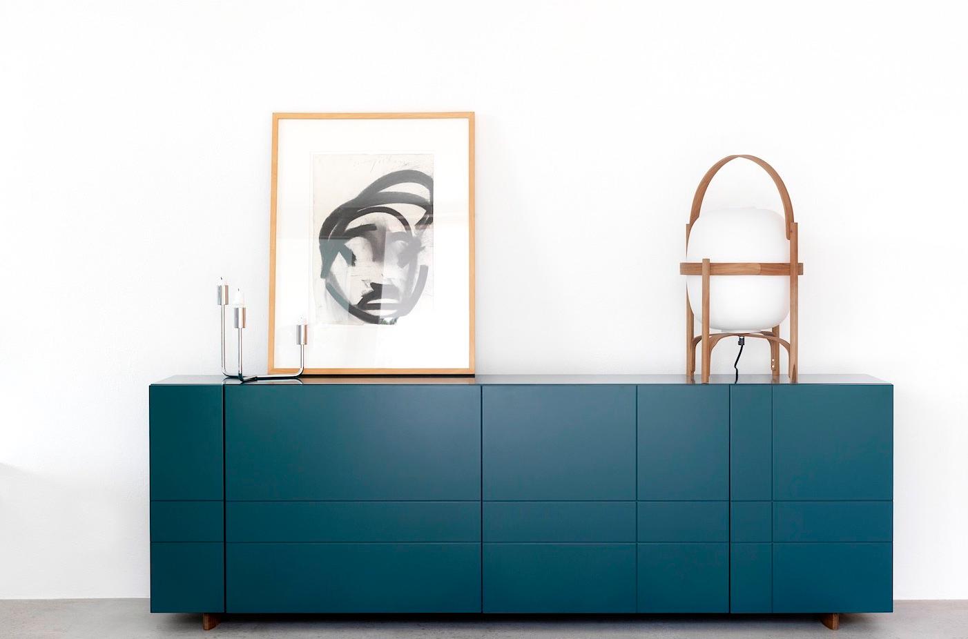 Kilt skjenk fra Asplund - fås i flere størrelser og farger.