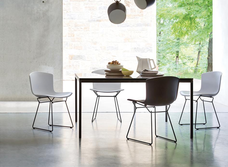 design spisestol Bertoia side chair | Møbelgalleriet Stavanger | Designmøbler design spisestol