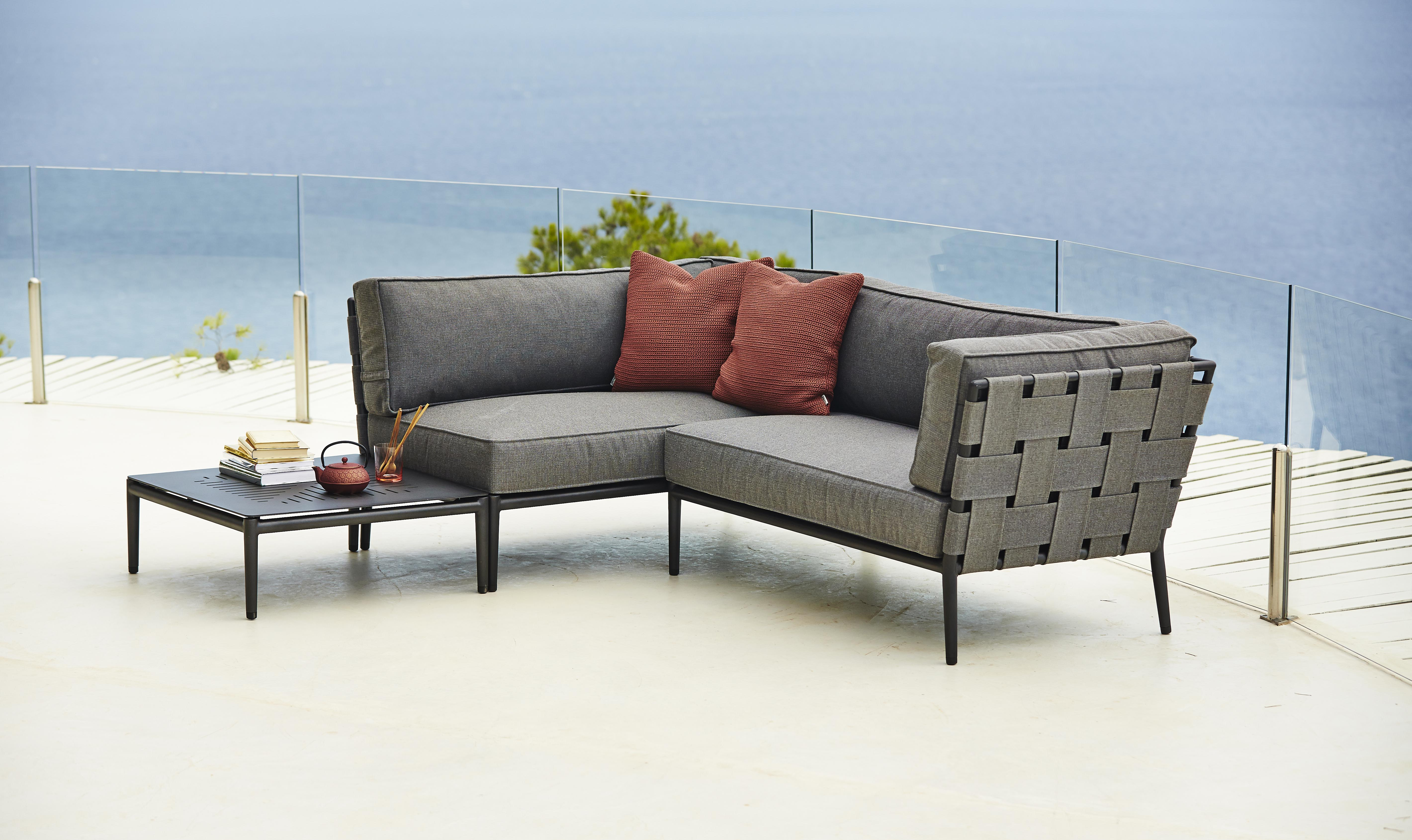 conic loungesofa m belgalleriet stavanger designm bler. Black Bedroom Furniture Sets. Home Design Ideas