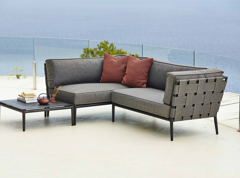 Conic loungesofa fra Cane-Line