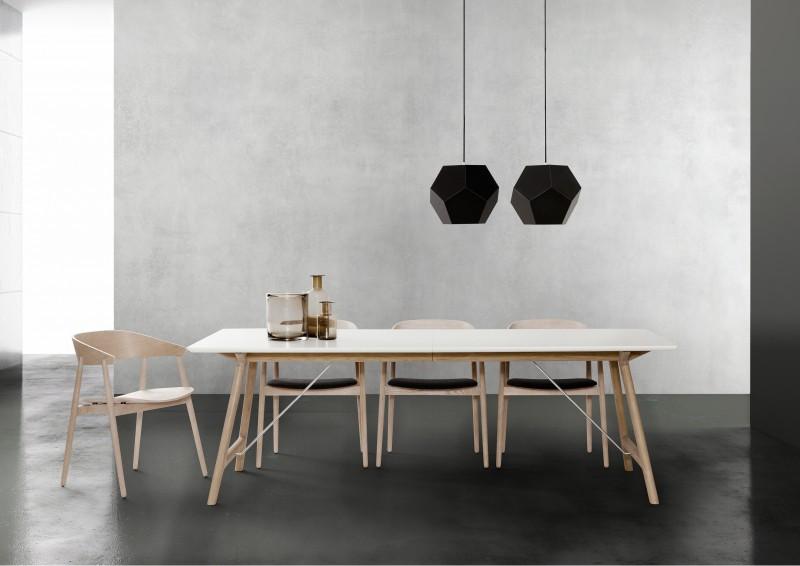 T7 spisebord fra Andersen, design: Ditlev Karsten