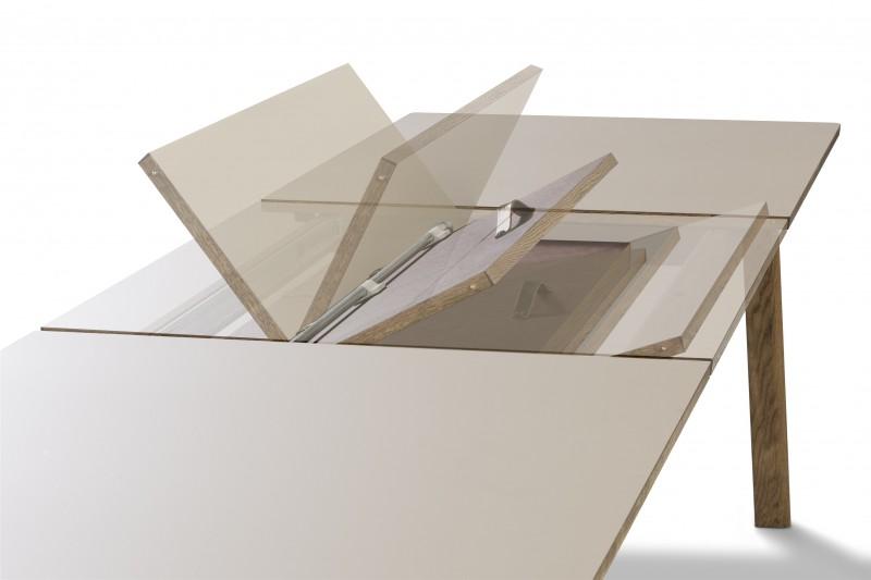 Ana uttrekksbord fra Fredericia med innebygget butterflyplate