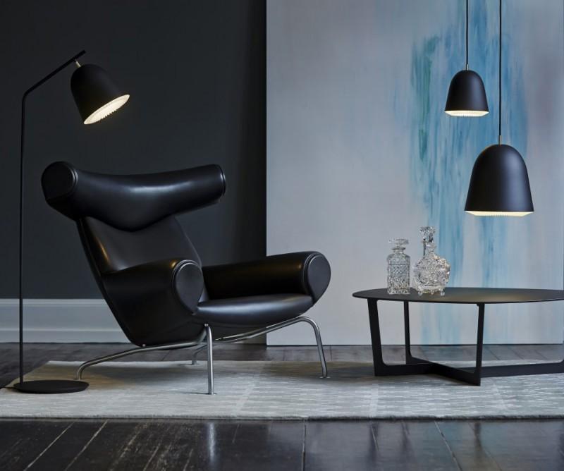 Håndbrettet design: Cache lampe fra Le Klint