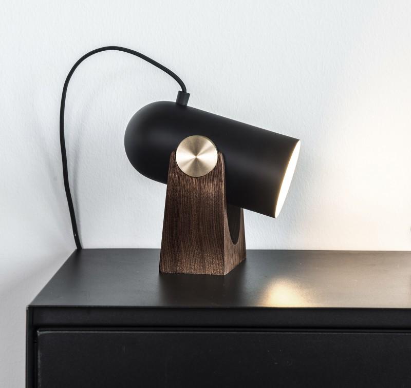 Carronade bordlampe fra Le Klint