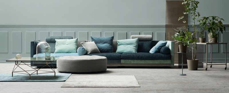 Cocoon modulsofa fra Eilersen, design sofa