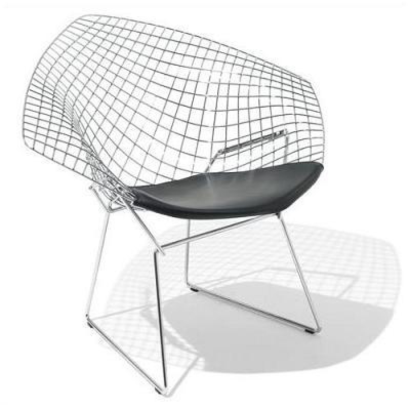 Diamond armchair fra Knoll