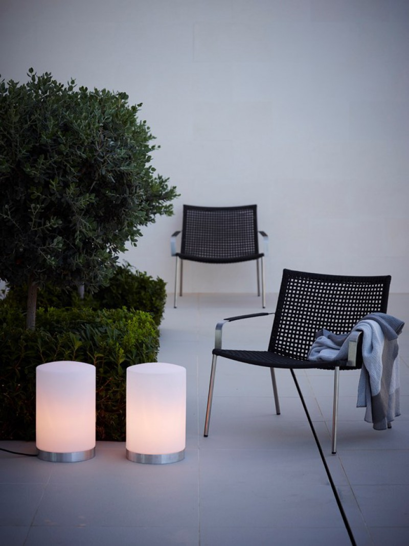 Drum cane-line dansk hagemøbler