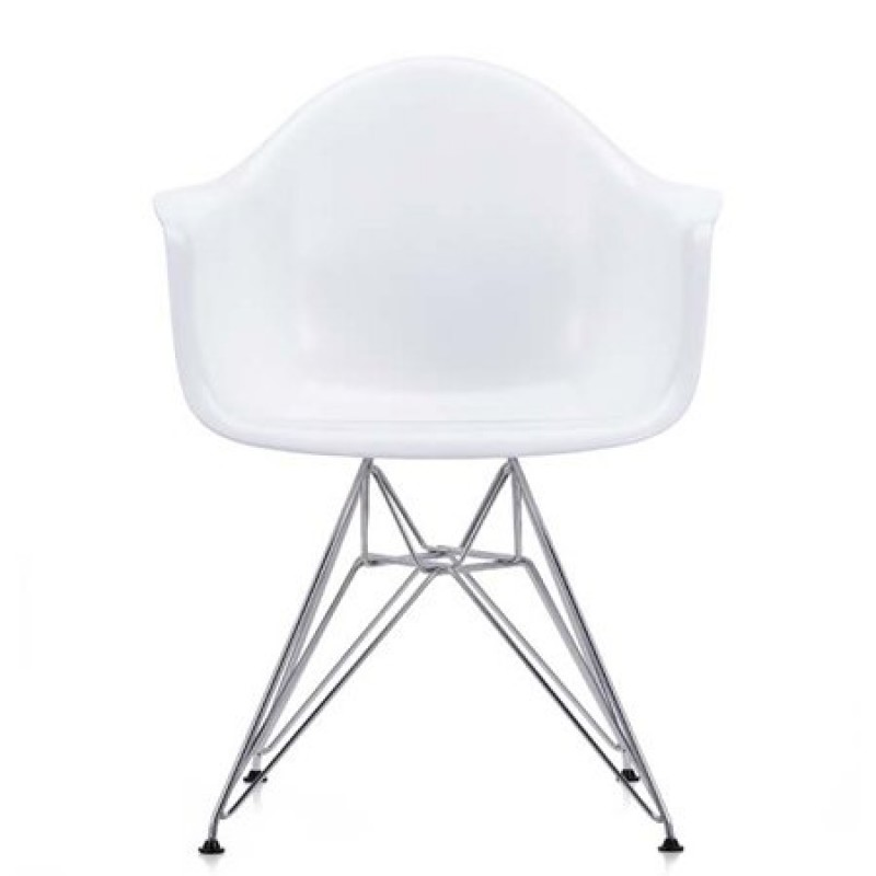 Eames plastic armchair DAR | Møbelgalleriet Stavanger
