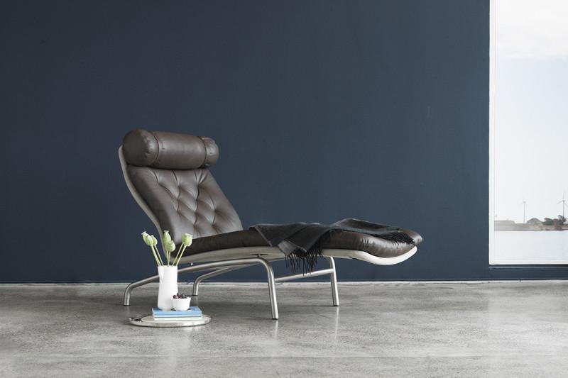 EJ 230 Lounge stol fra Erik Jørgensen, design: Arne Vodder