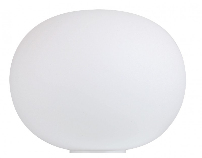 Glo-ball bordlampe fra Flos