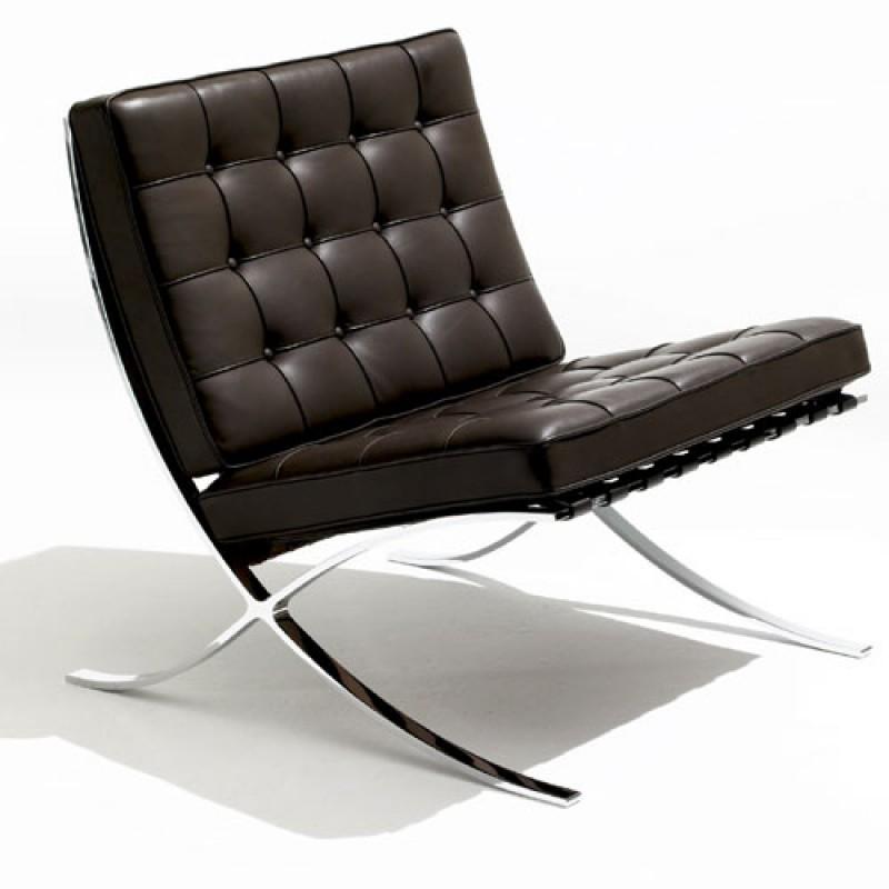 Barcelona chair fra Knoll