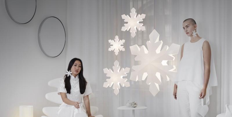 Snowflakes fra Le KLint