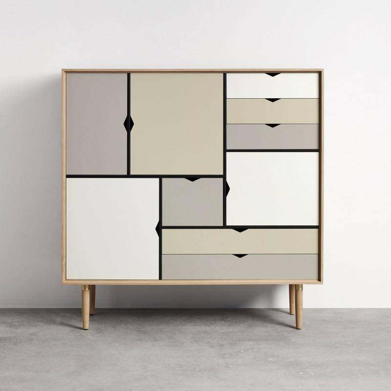 S3 oppbevaringsmøbel fra Andersen Furniture