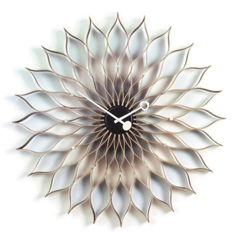 Sunflower clock fra Vitra