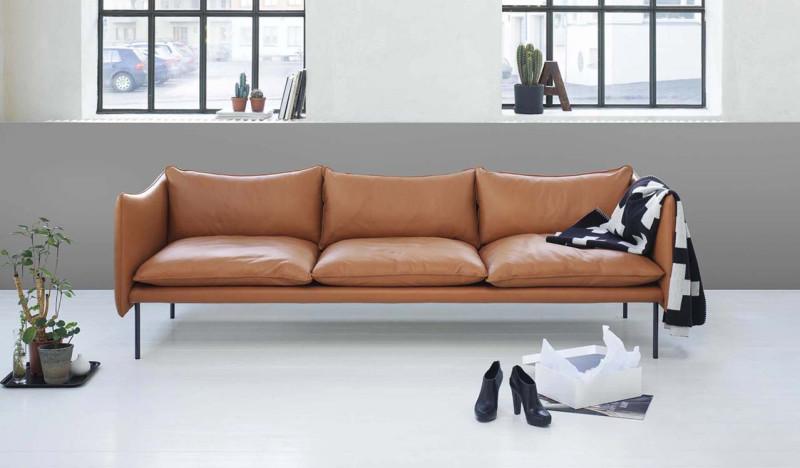 Tiki sofa fra Fogia, design: Andreas Engesvik