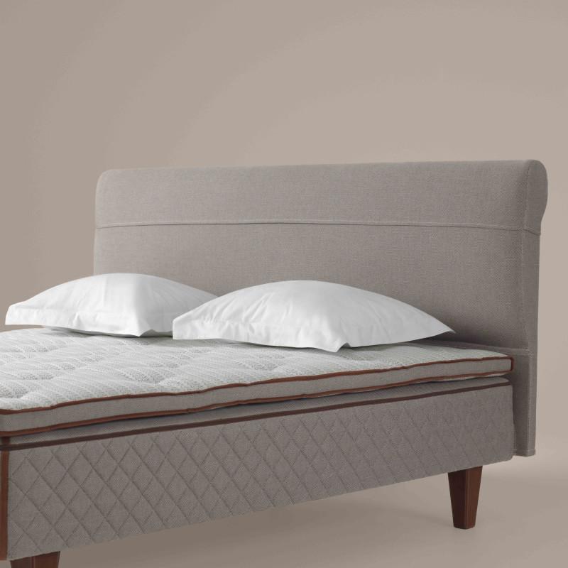 Vista sengegavl fra DUX
