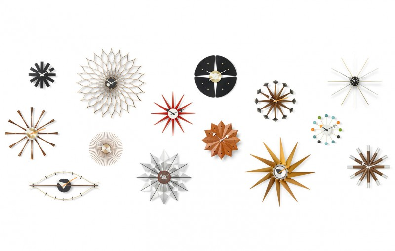 Wall Clocks fra Vitra