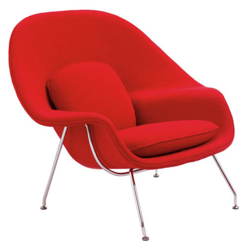 Womb Chair fra Knoll