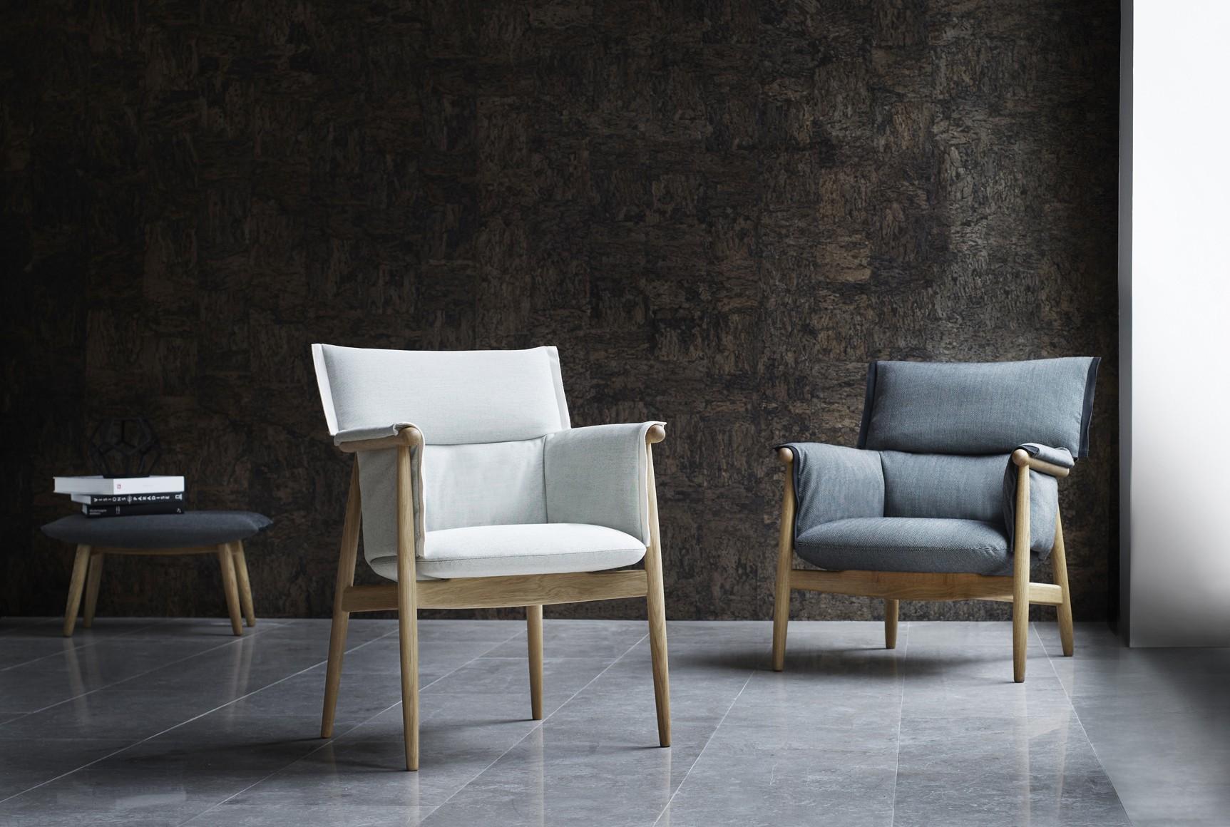 Utestående Embrace lounge stol   Møbelgalleriet Stavanger   Designmøbler HK-22