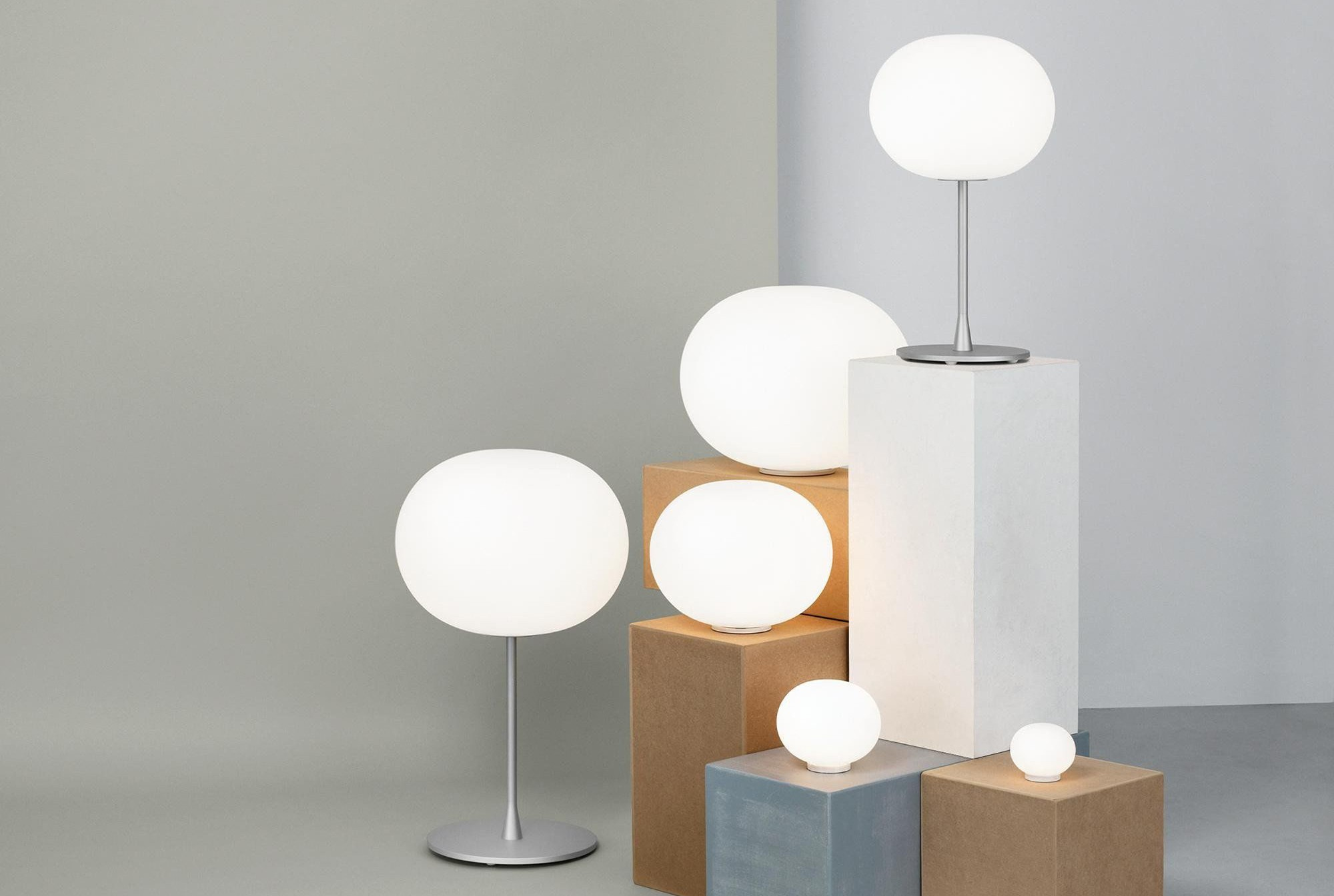 BALL Bordlampe | Bohus | Lampebord, Lamper, Ball