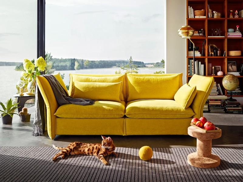 Mariposa sofa fra Vitra
