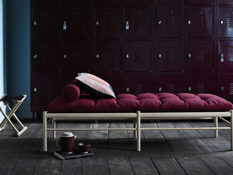 1 seters day bed av Jens Juul Eilertsen | Bodesign