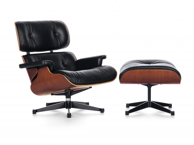 Eames lounge chair fra Vitra